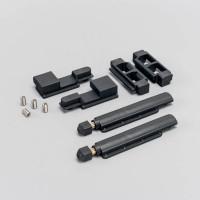 Kit de accionamiento para batiente de 1 hoja